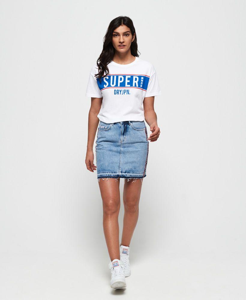Superdry SDRY Panel Oversized Portland T-Shirt