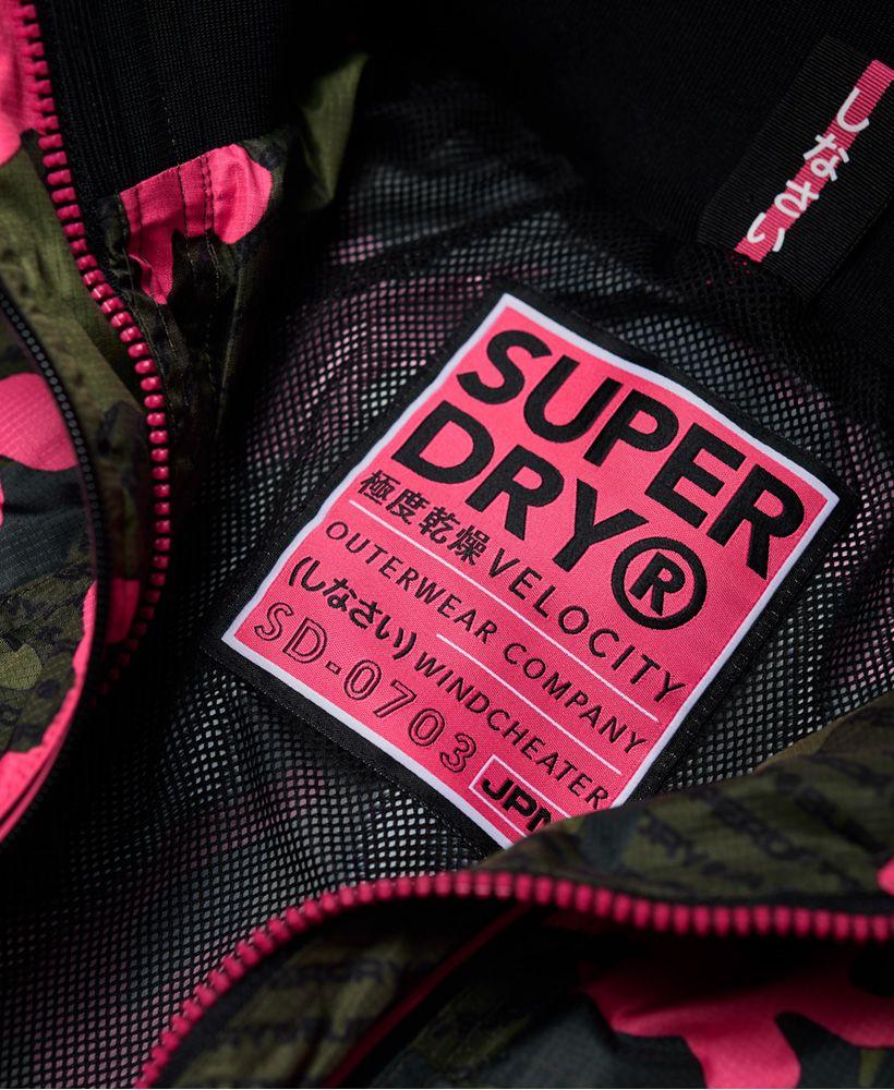 Superdry Tech Print Velocity SD-Windcheater