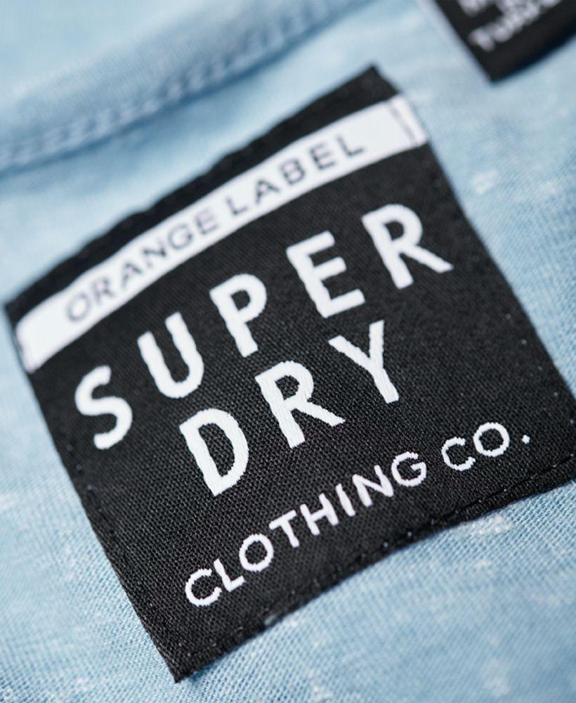 Superdry Orange Label Essential Tank Top