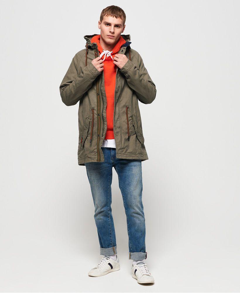 Superdry Aviator Rookie Parka Jacket