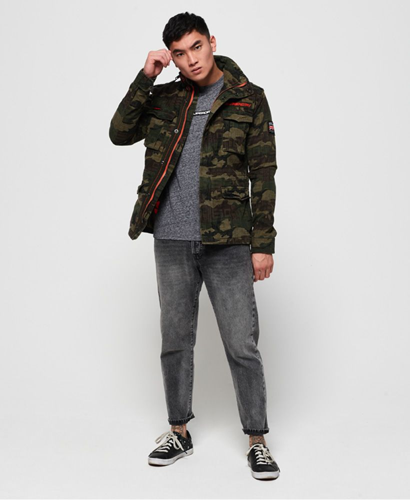 Superdry Super Script Rookie Jacket
