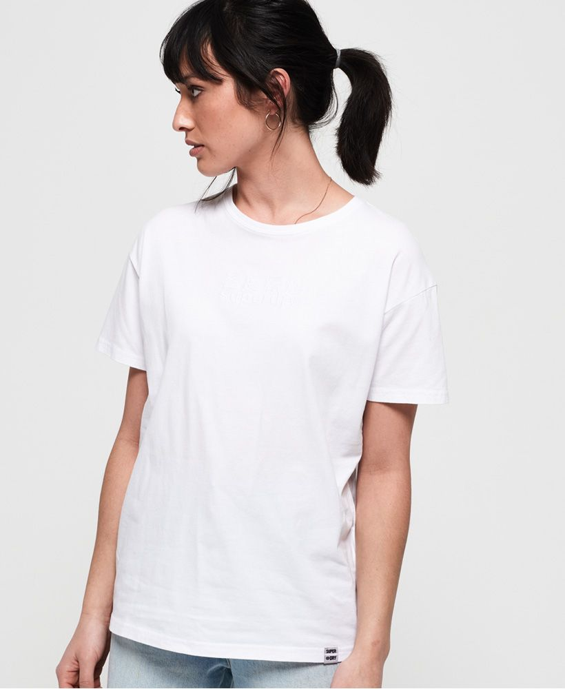 Superdry Minimal Logo Tonal Oversized Portland T-Shirt