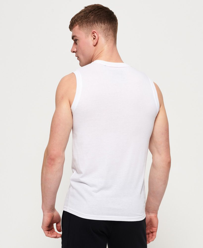 Superdry Core Sport Small Logo Tank Top