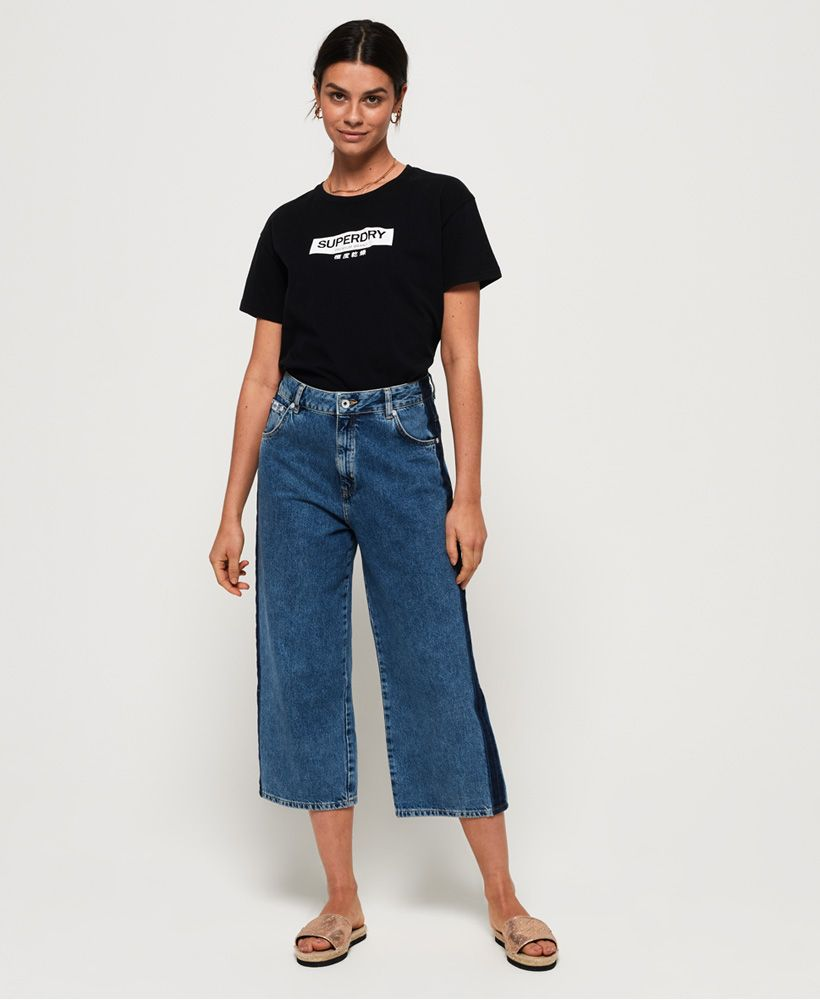 Superdry Premium Brand Classic Oversized Portland T-Shirt