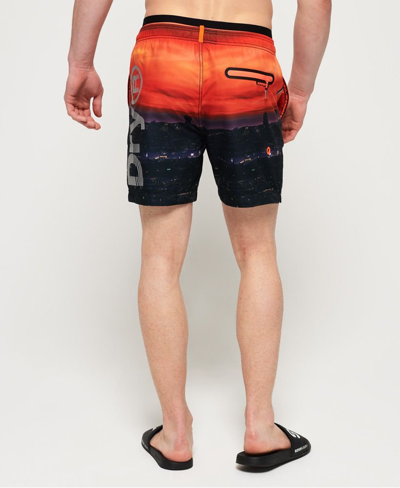 Superdry Photographic Volley Swim Shorts