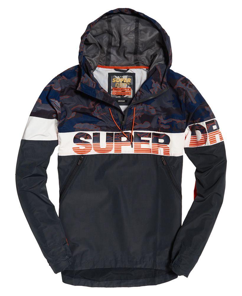 Superdry Ryley Overhead Jacket