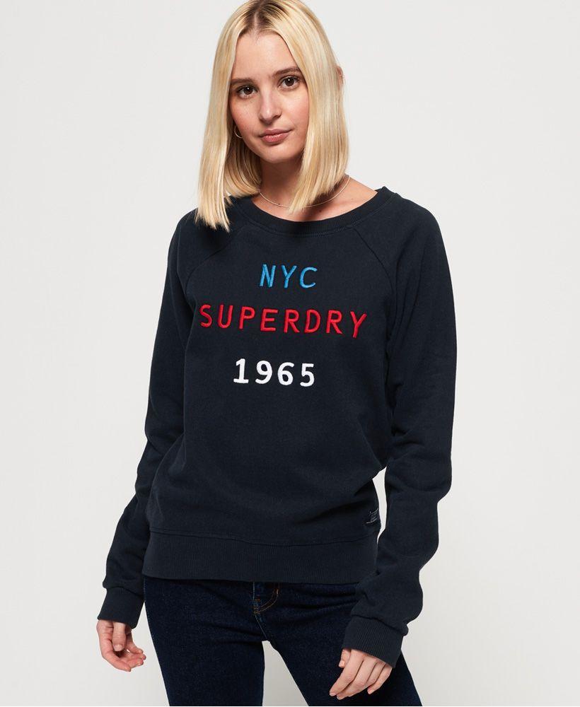Superdry Florence Crew Sweatshirt