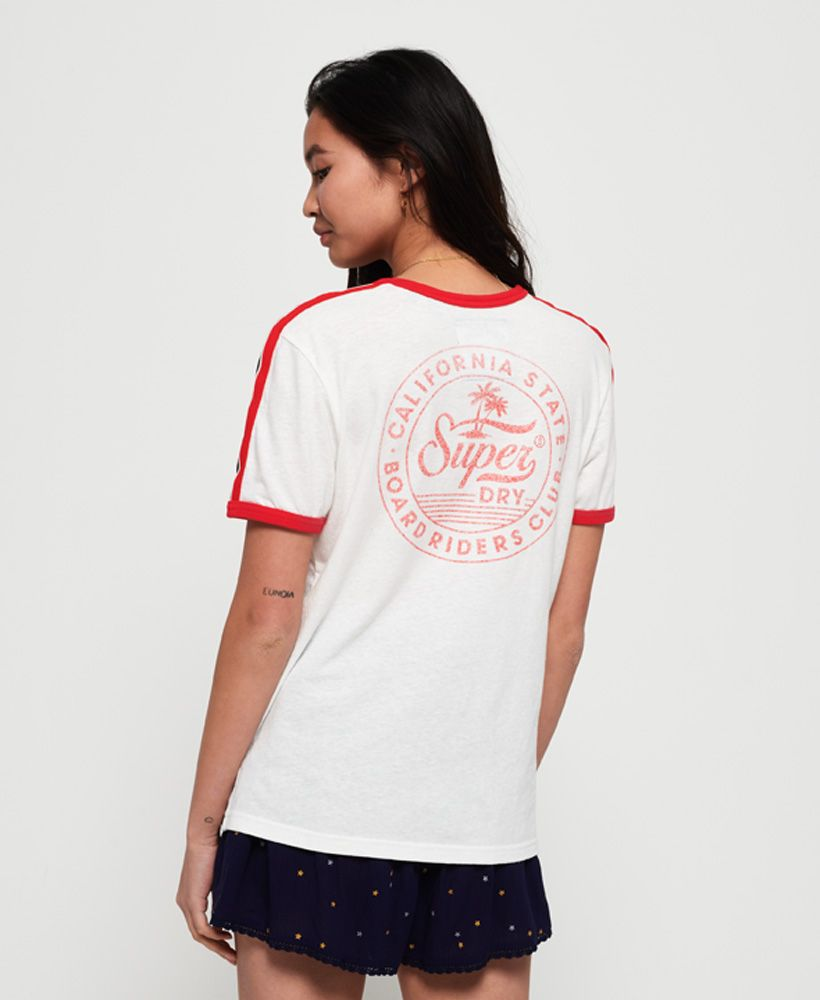 Superdry Riders Club Ringer T-Shirt