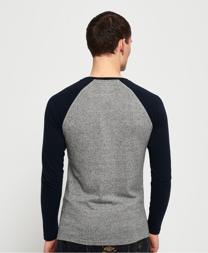 Superdry Vintage Authentic Raglan Long Sleeve T-Shirt