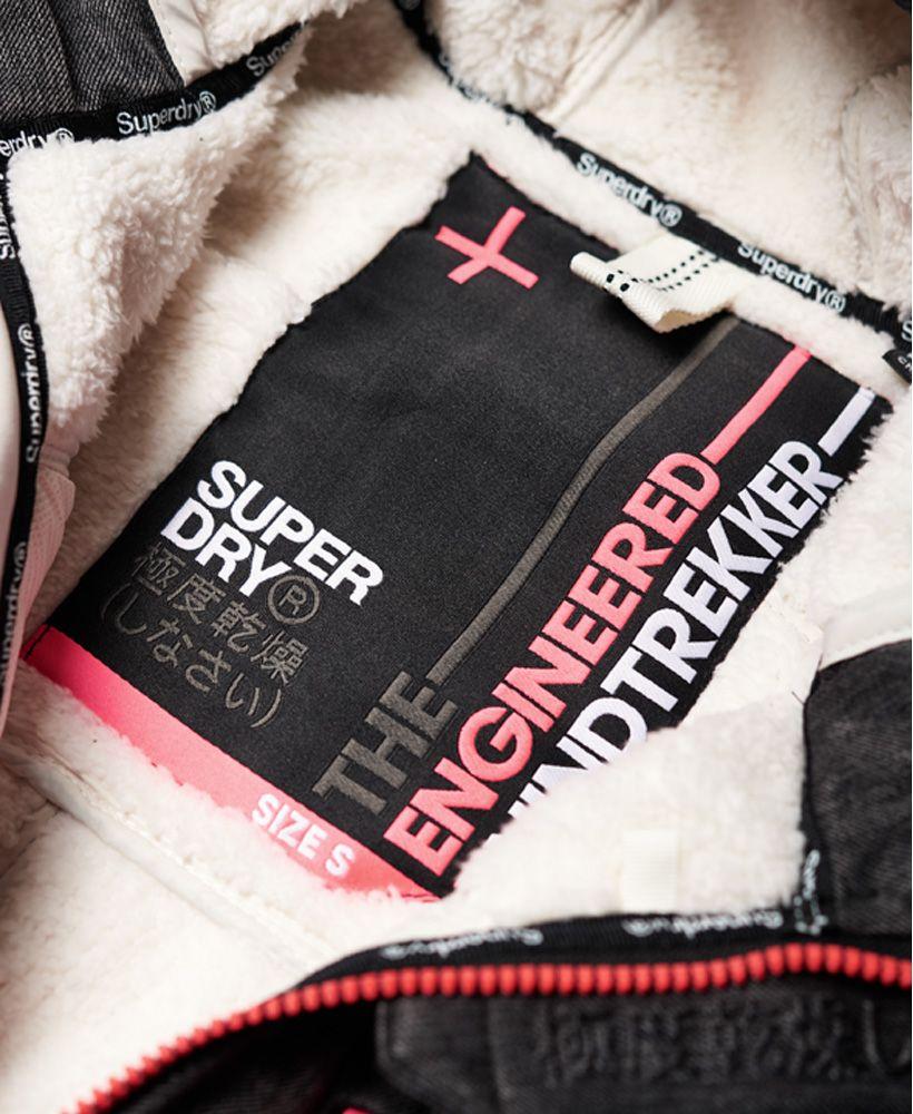 Superdry Hooded Sherpa SD-Windtrekker Jacket