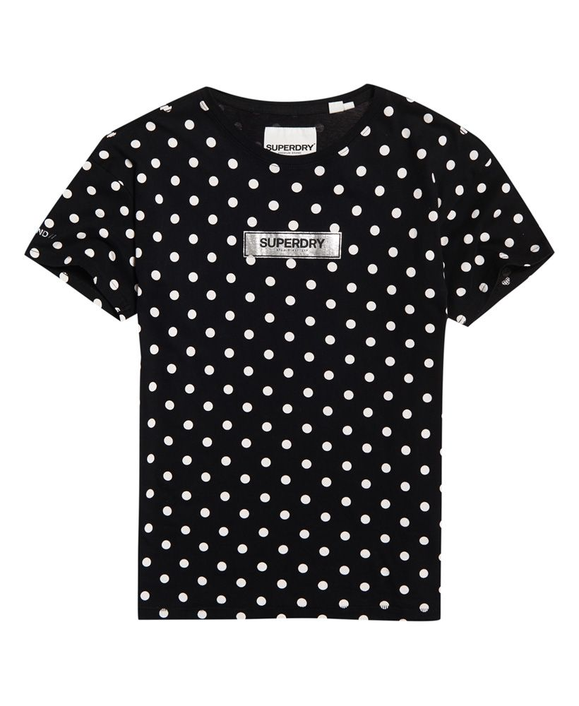 Superdry Studio 365 Polka Dot Portland T-Shirt