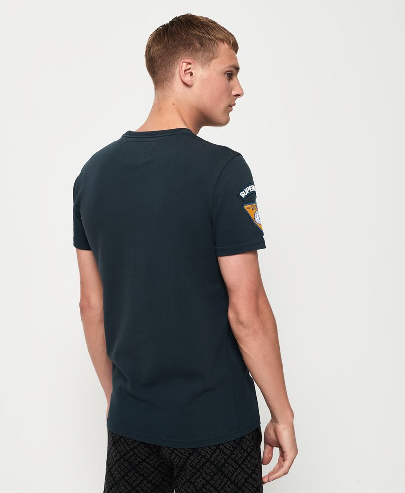 Superdry Upstate Wash Short Sleeve T-Shirt