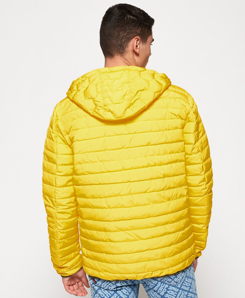 Superdry Hex Mix Down Jacket