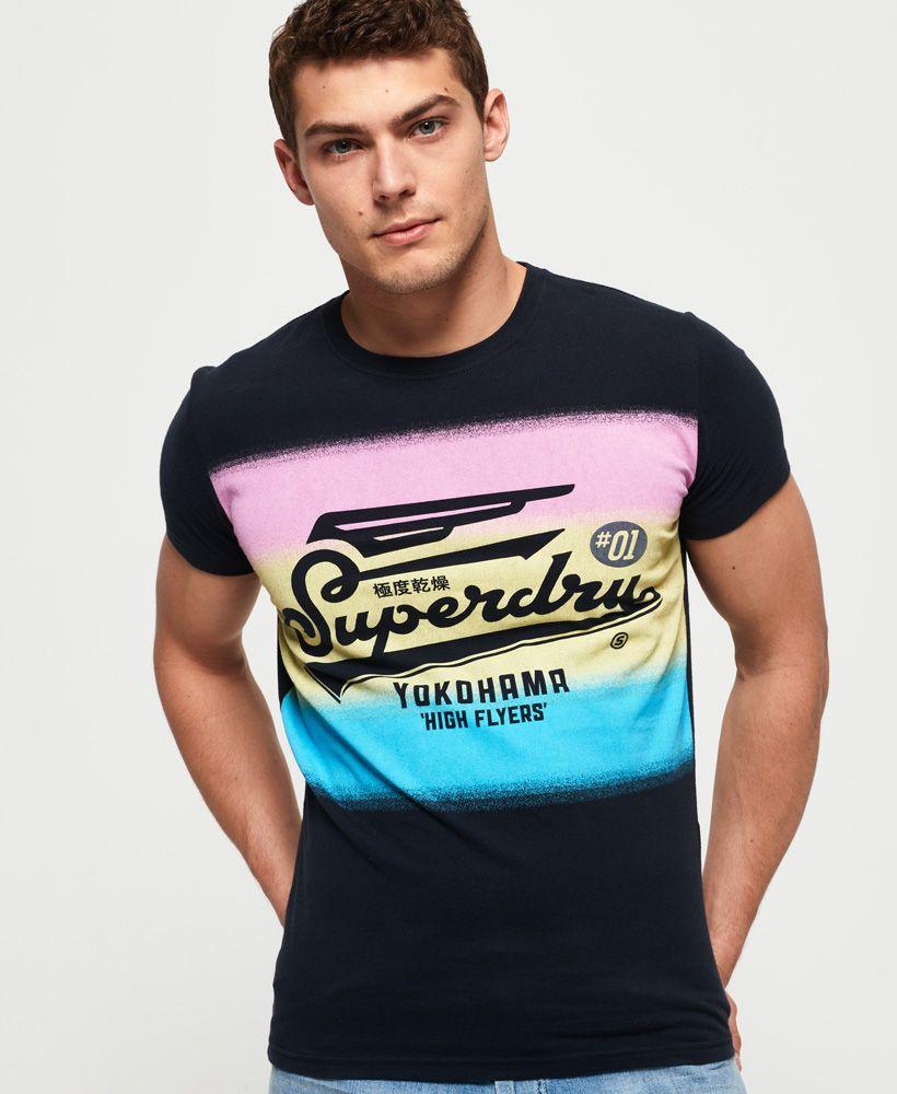 Superdry High Flyers Fade Lite T-Shirt