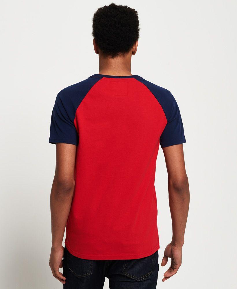 Superdry Shirt Shop Duo Raglan T-Shirt
