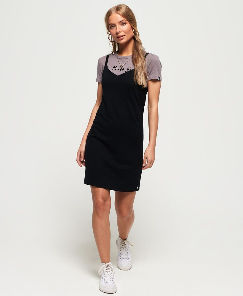 Superdry Cami T-Shirt Dress