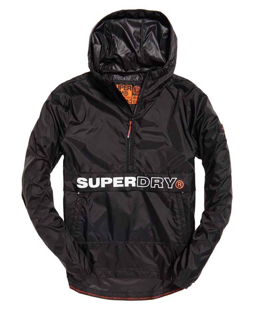 Superdry Core Skate Packaway Overhead Jacket