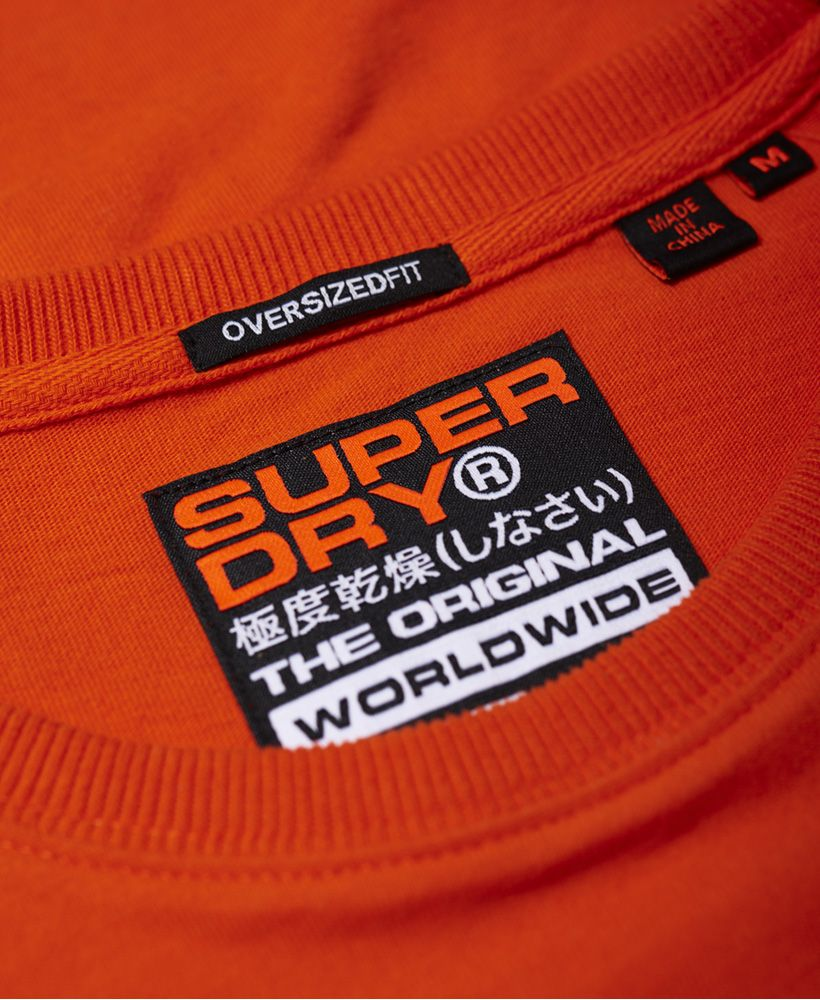 Superdry Ticket Type Original Box Fit T-Shirt