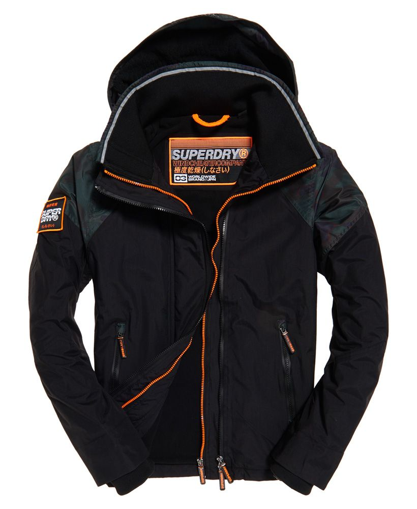Superdry Hooded Arctic Intron SD-Windcheater Jacket