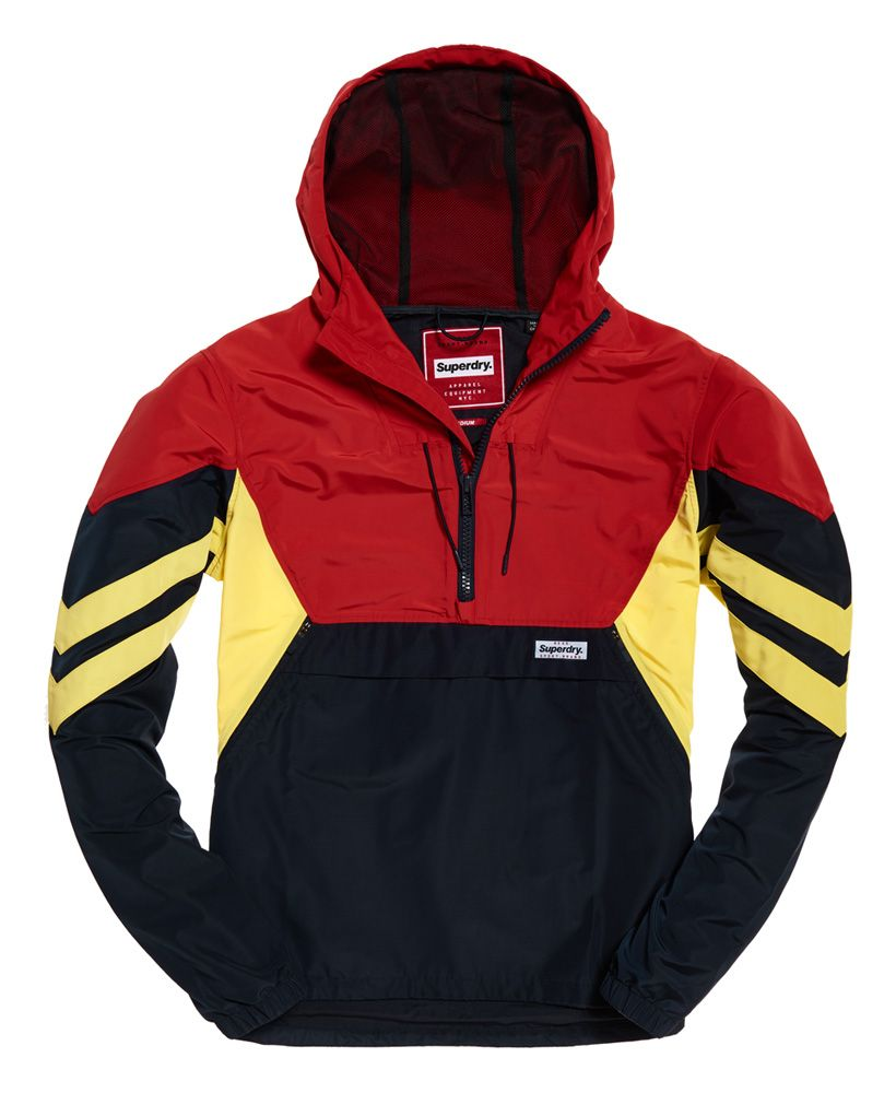 Superdry Jared Overhead Jacket
