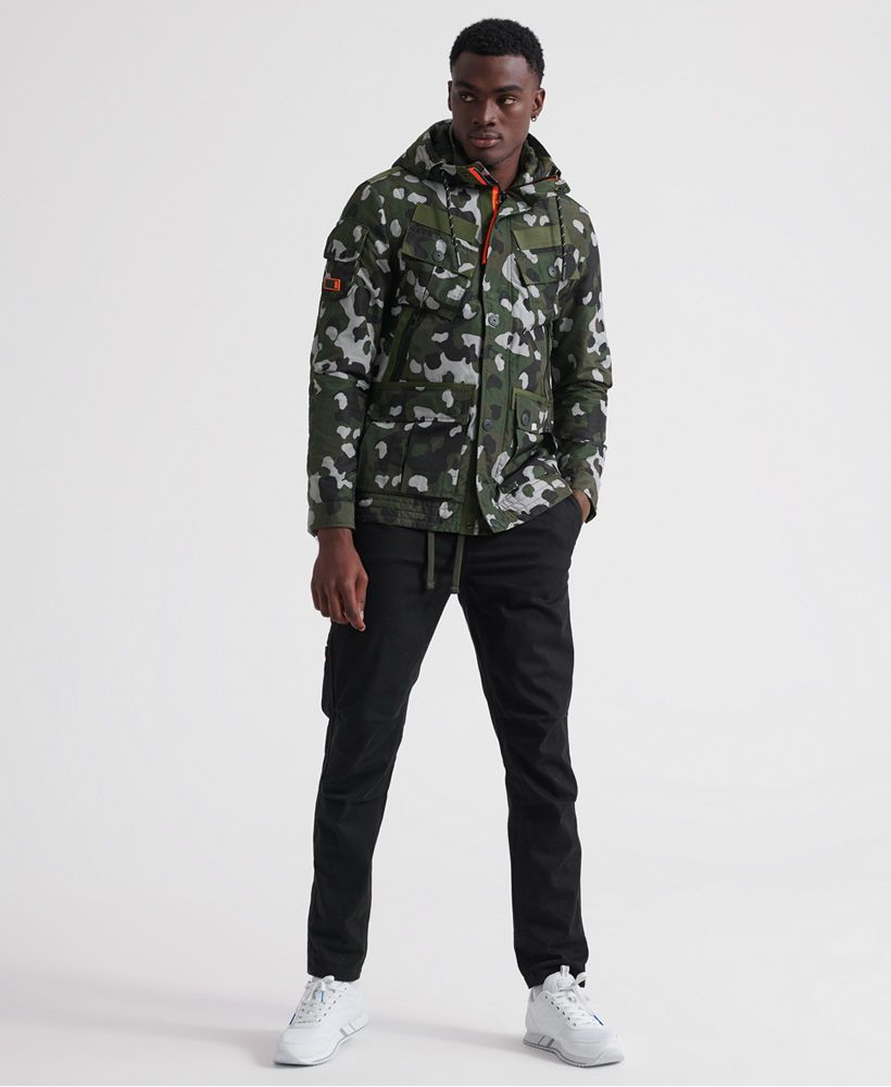 Superdry Icon Military Service Jacket