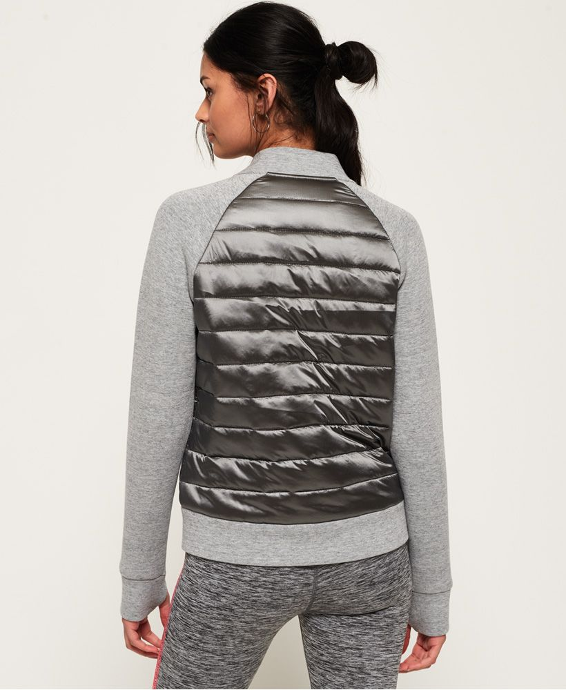 Superdry Core Gym Tech Hybrid Jacket