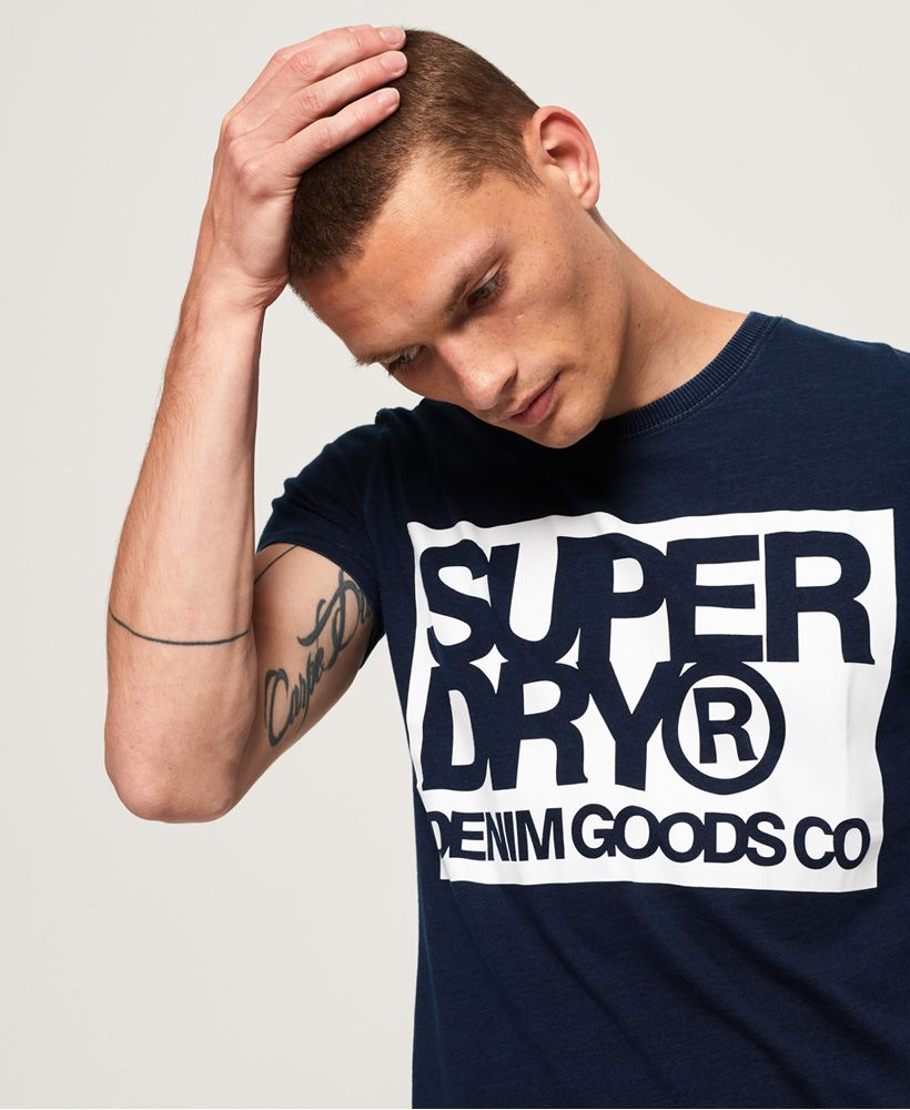 Superdry Denim Goods Co T-Shirt