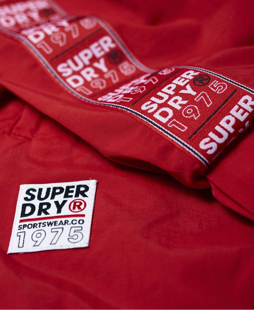 Superdry 90's Colour Block Overhead Jacket