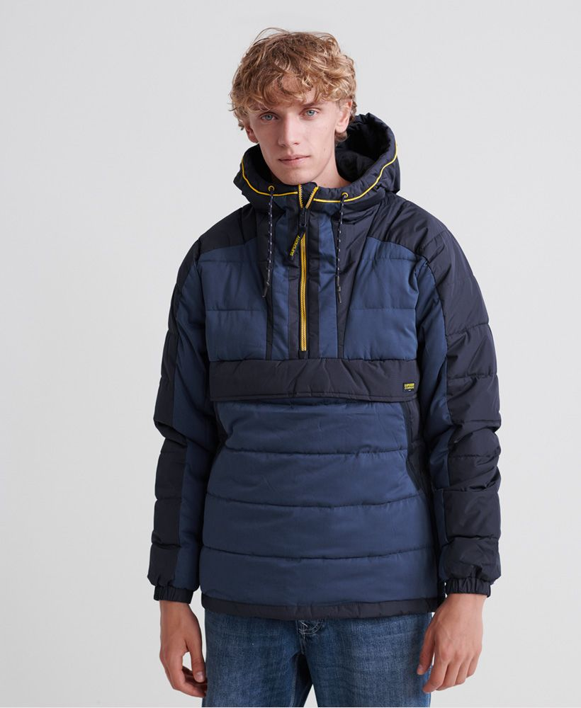 Superdry Downhill Padded Overhead Jacket