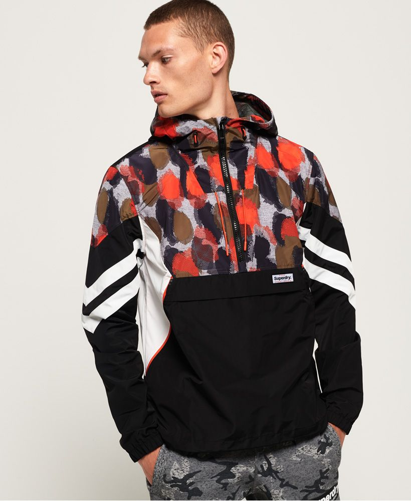 Superdry Jared Overhead Jacket