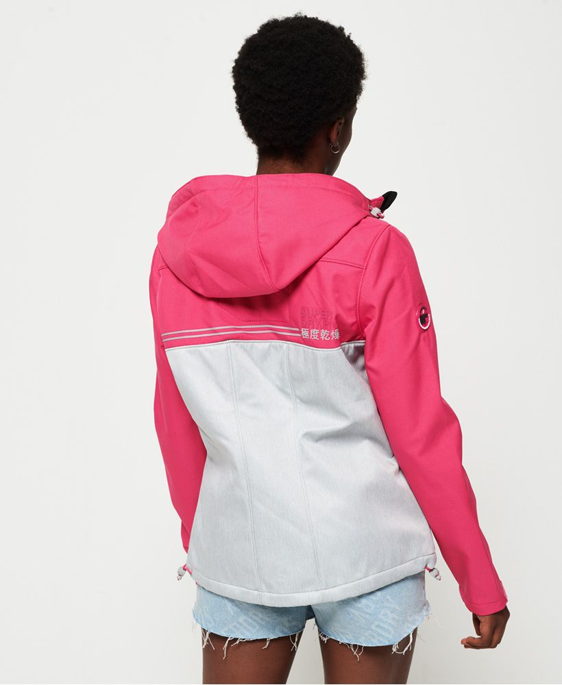 Superdry Hooded Retro SD- Windtrekker Jacket