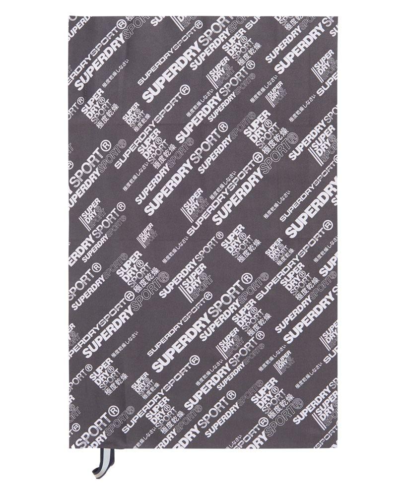 Superdry Sports Microfibre Towel