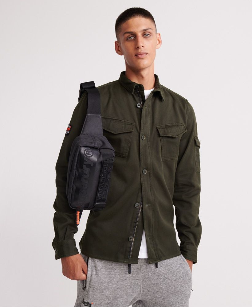 Superdry Patch Patrol Long Sleeved Shirt