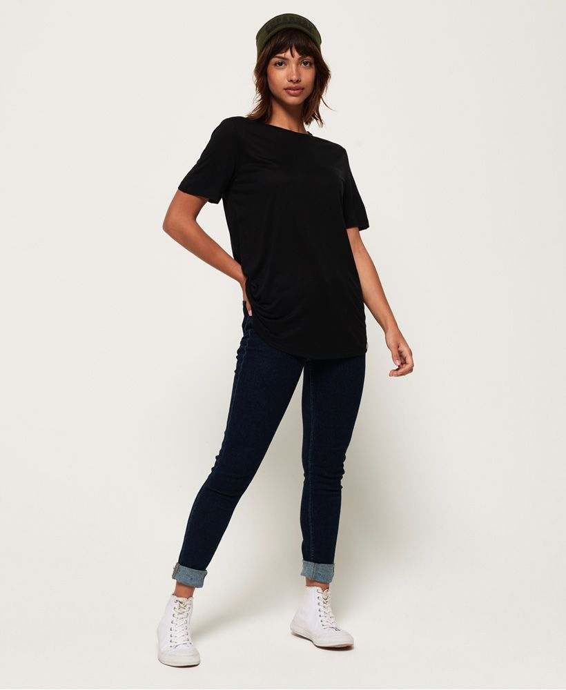 Superdry Edit Tencel Crew Neck T-Shirt