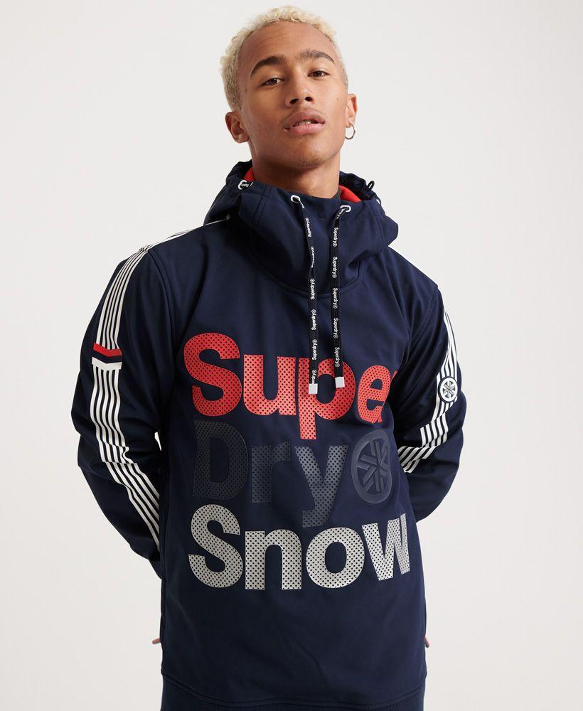 Superdry Snow Tech Combat Hoodie