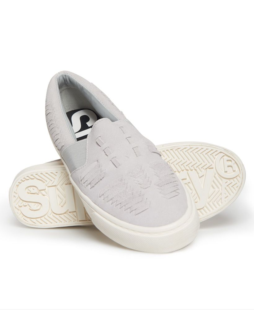 Superdry Dion Luxe Slip On Trainers