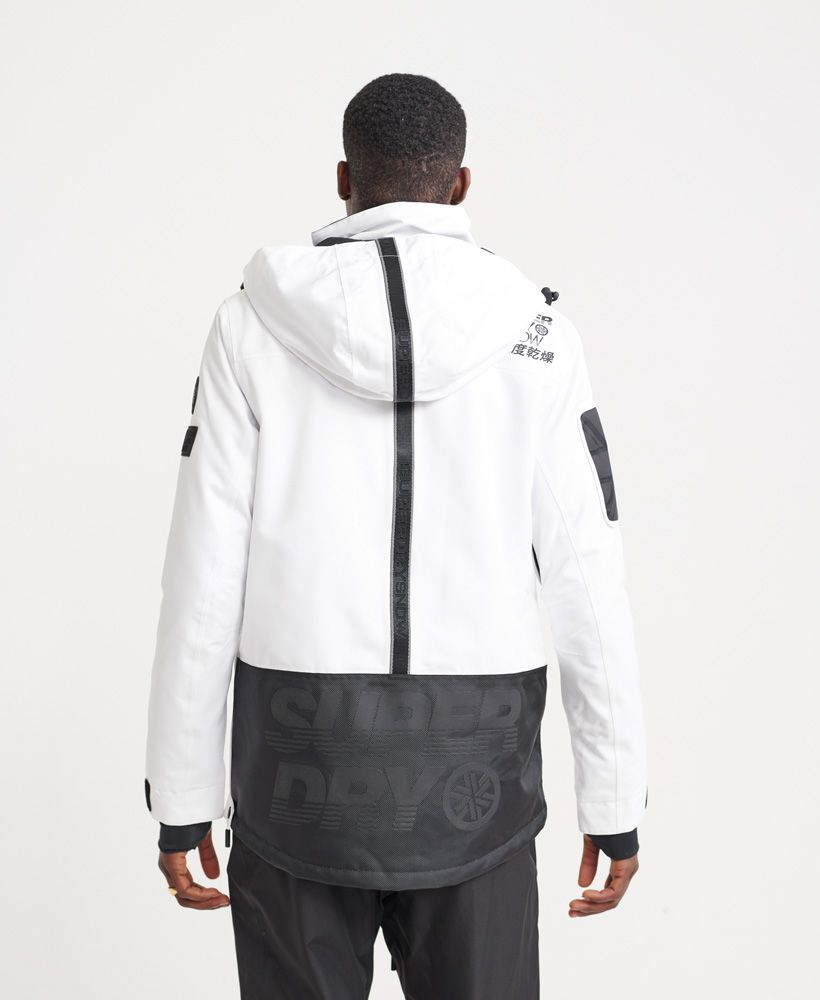 Superdry Snow Rescue Overhead Jacket