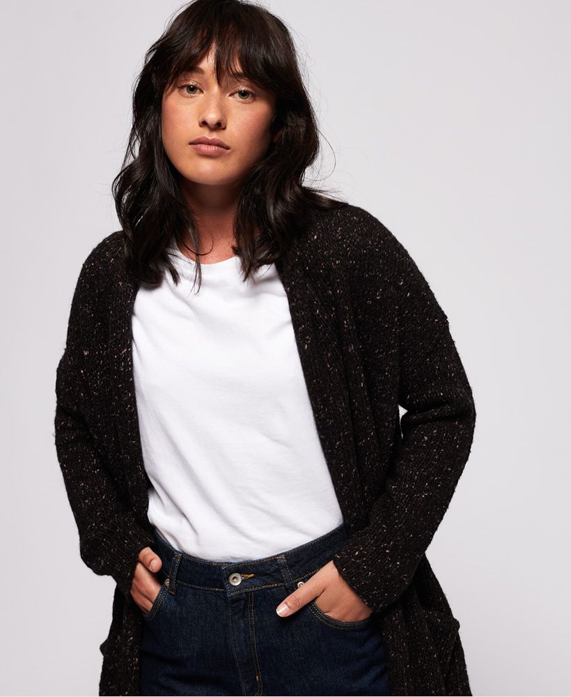 Superdry Dakota Nep Cardigan