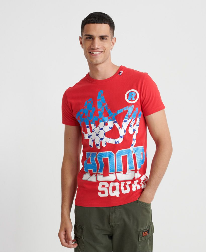 Superdry Hoops T-Shirt