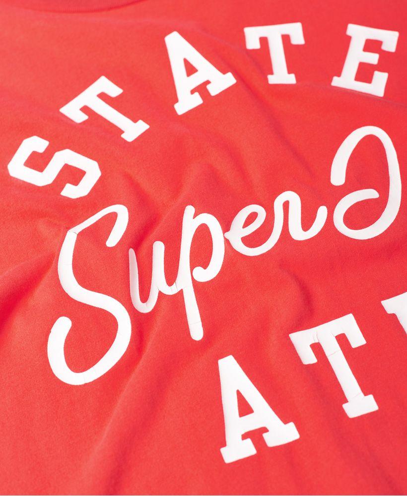 Superdry Varsity State T-Shirt