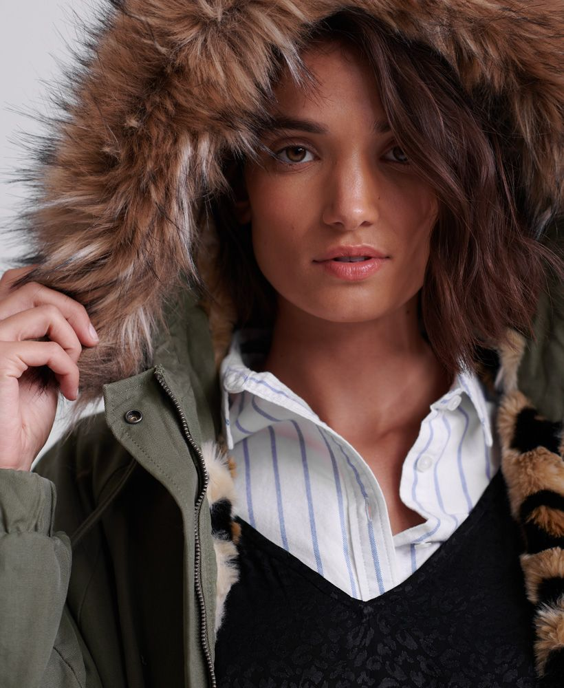 Superdry Lucy Rookie Parka Jacket