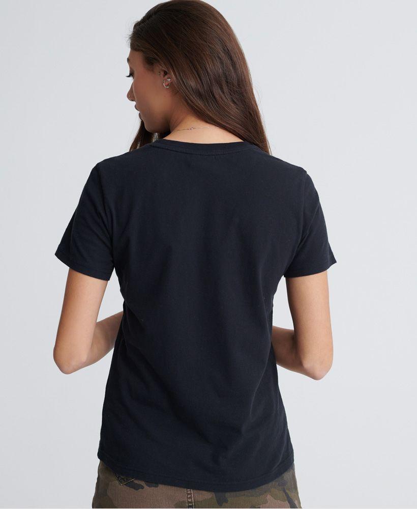 Superdry Mono Shadow T-Shirt