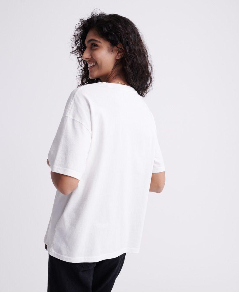 Superdry Merch Store Band T-Shirt