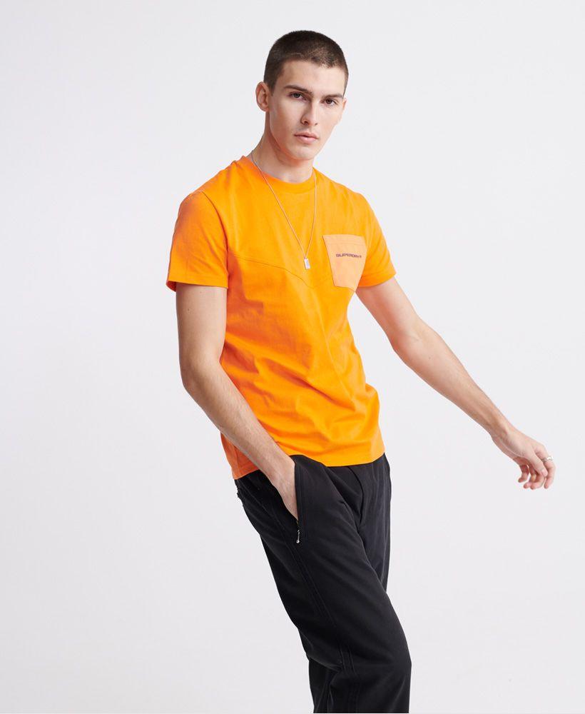 Superdry Urban Tech Nylon Pocket T-Shirt