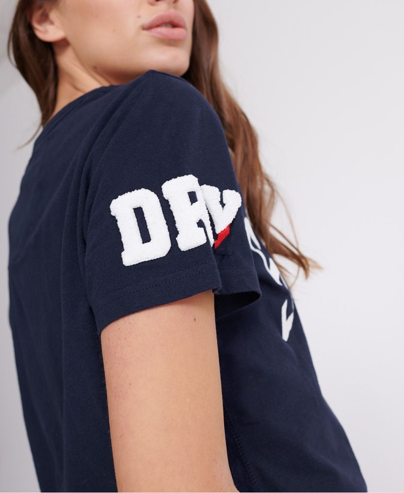 Superdry SDQB Arch Rival T-Shirt