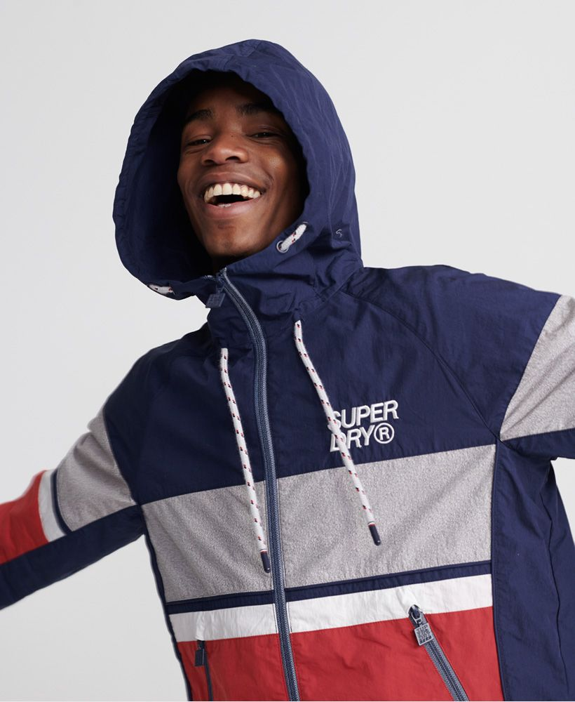 Superdry Summer House Zip Through Cagoule