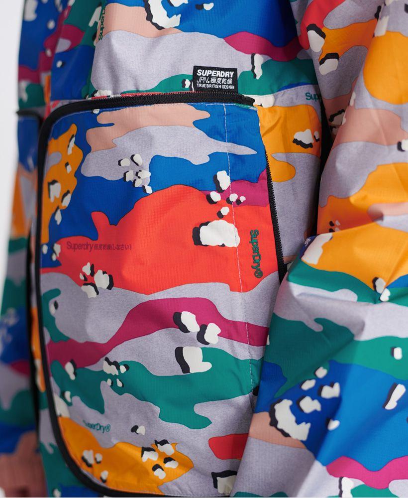 Superdry Packaway Overhead Cagoule Jacket