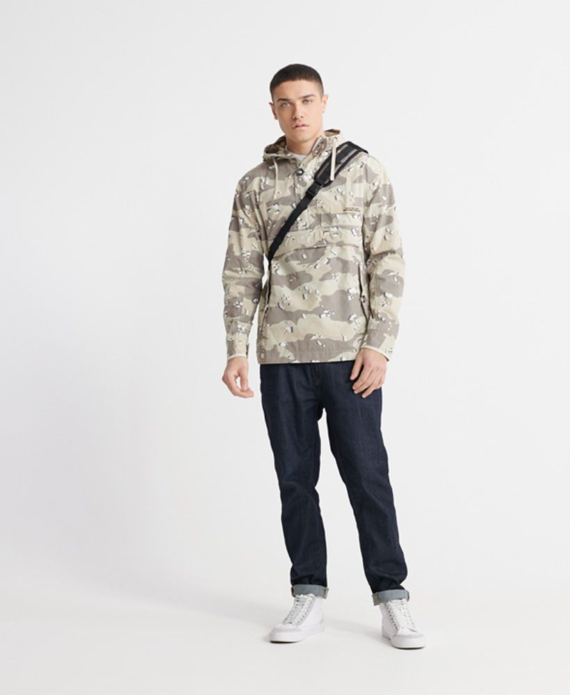 Superdry Rookie Overhead Jacket