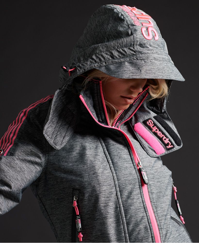Superdry Limited Edition Hit Hood SD-Windcheater Jacket