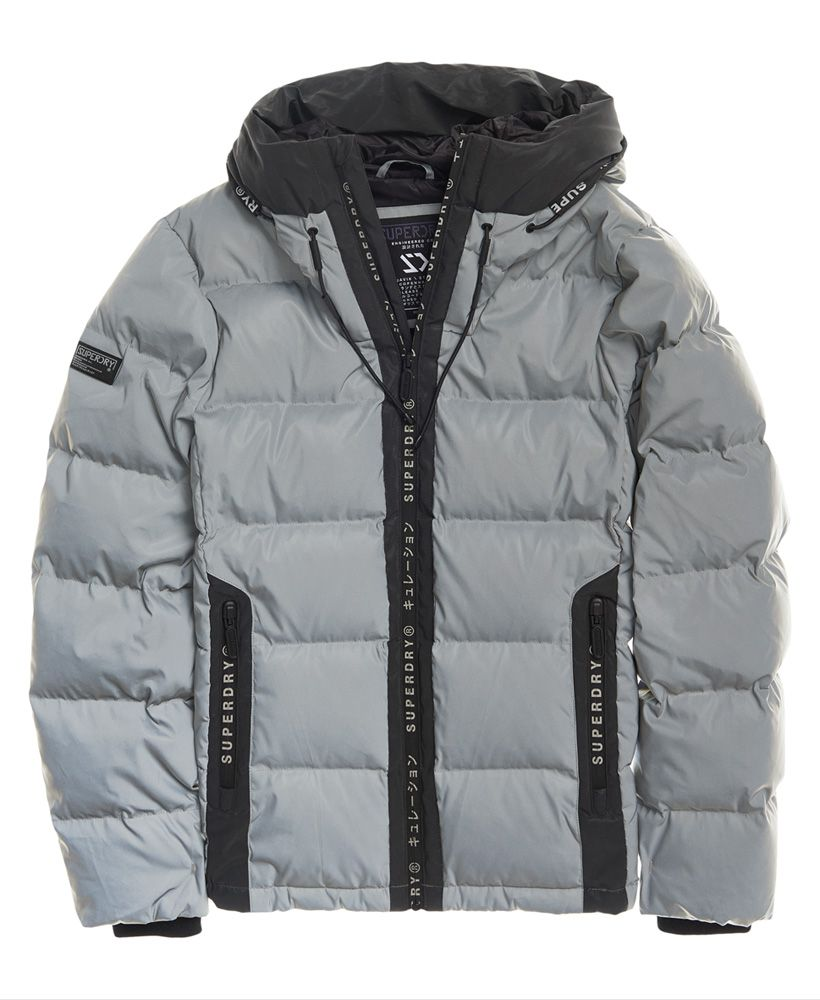 Superdry Reflector Padded Down Jacket